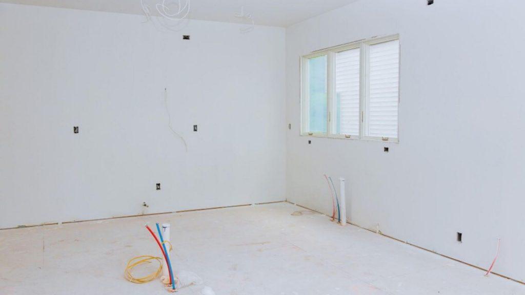 Garage conversion project