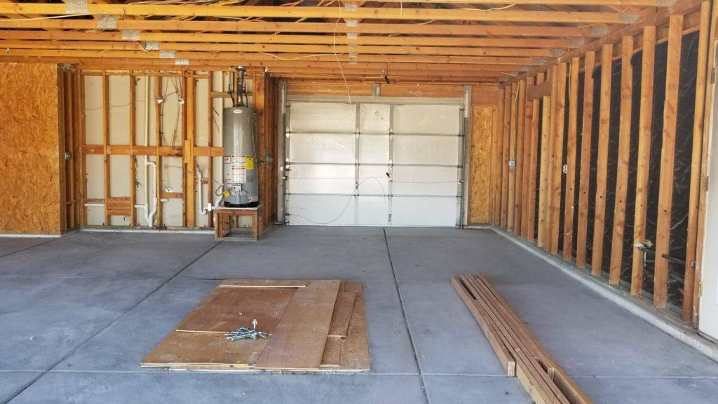 Garage Conversion Services