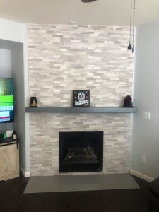 Discovery Bay  Fire Place Remodeling
